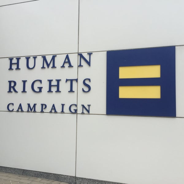 Photo taken at Human Rights Campaign by Nathan E. on 6/26/2015