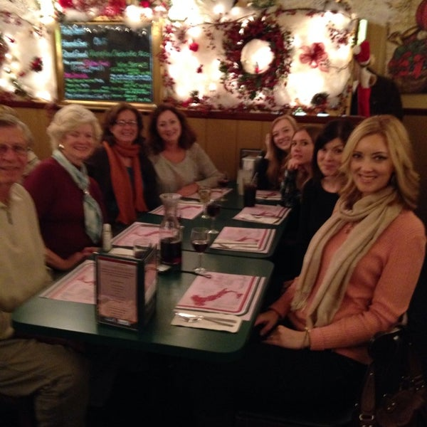 Photo taken at Balistreri's Italian American Ristorante by Kari M. on 11/21/2014