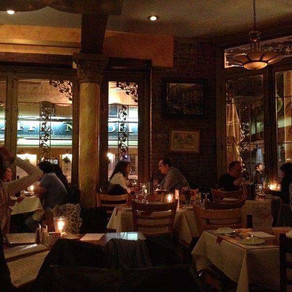 Gennaro Restaurant New York Menu