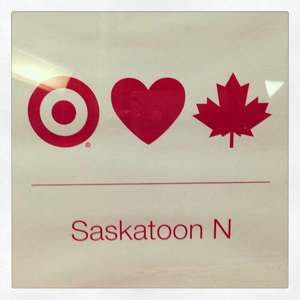 Photo taken at Saskatoon John G. Diefenbaker International Airport (YXE) by Katherine K. on 4/27/2013