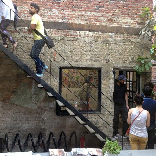 Sal n acme galer a de arte en san miguel chapultepec for Acme salon san francisco