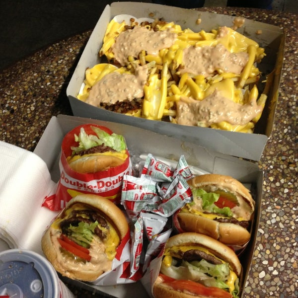 Pasadena American Fast Food Places