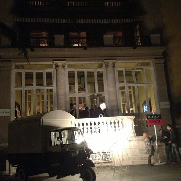 Photo taken at Mò Mò Republic by Marialù C. on 2/7/2013