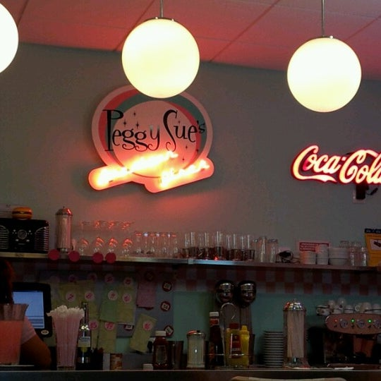 Photo taken at Peggy Sue's by Francisco H. on 9/16/2012