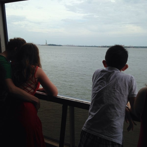 Photo taken at Staten Island Ferry Boat - Guy V. Molinari by 739 on 7/4/2014