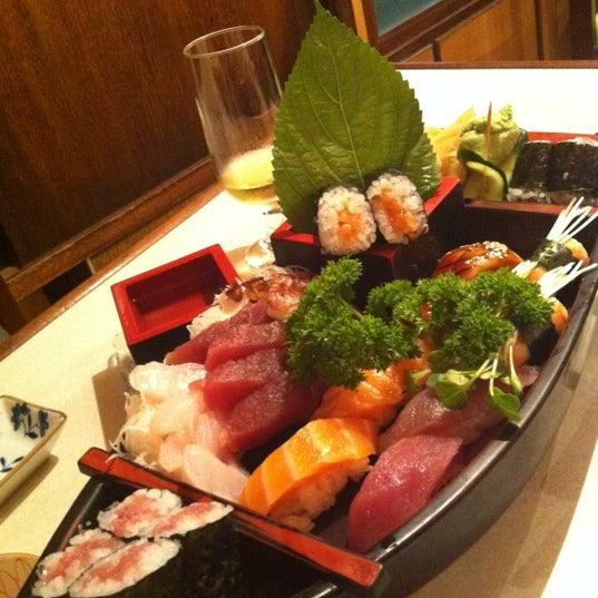 Photo taken at Yamaga | やまが by Paula N. on 11/22/2012