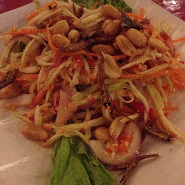 Photo taken at Soul Thai Restaurant by Jessica K. on 8/23/2014