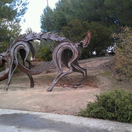 Photo taken at Eberle Winery by Melissa F. on 12/29/2012