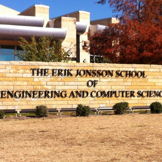 Photo taken at The University of Texas at Dallas (UTD) by Suraj K. on 11/23/2012