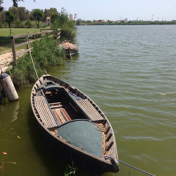 Photo taken at La Albufera by Ildefonso S. on 7/17/2014