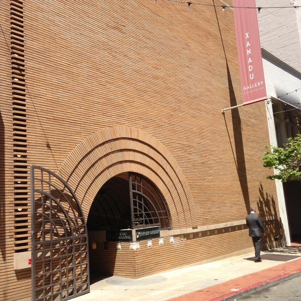 Art Places In San Francisco: Art Gallery In Downtown San Francisco