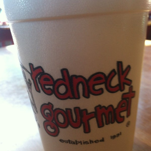 Photo taken at Redneck Gourmet by Karlee J. on 12/21/2012