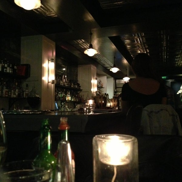 Photo taken at Hix by Susanna B. on 7/10/2013
