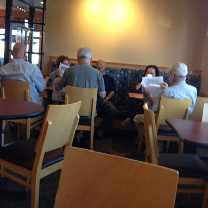 Photo taken at Panera Bread by Marie D. on 9/15/2012