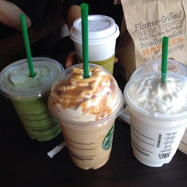 Photo taken at Starbucks by Tet B. on 5/22/2014
