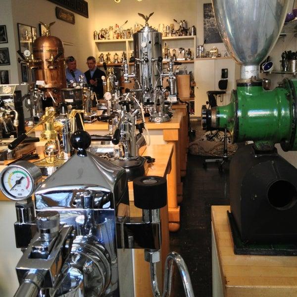 Coffee Maker Repair San Francisco : Thomas E. Cara, Ltd. - Jackson Square - San Francisco, CA