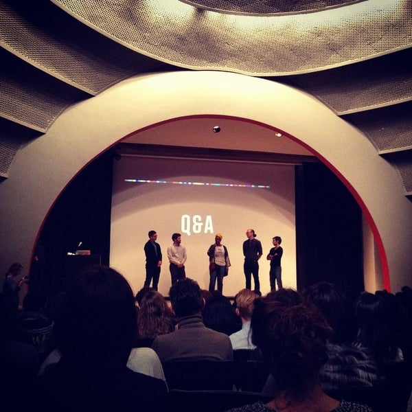 Photo taken at The New School Auditorium at 66W 12th by Michelle C. on 12/5/2014