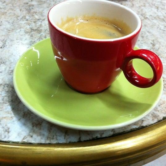 Photo taken at Grand Café Plaza by Jacco V. on 9/29/2012