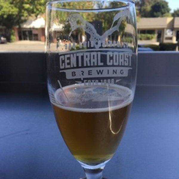 Photo taken at Central Coast Brewing by Nate L. on 4/30/2016