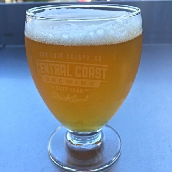 Photo taken at Central Coast Brewing by Nate L. on 3/26/2016