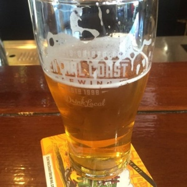 Photo taken at Central Coast Brewing by Nate L. on 5/21/2016