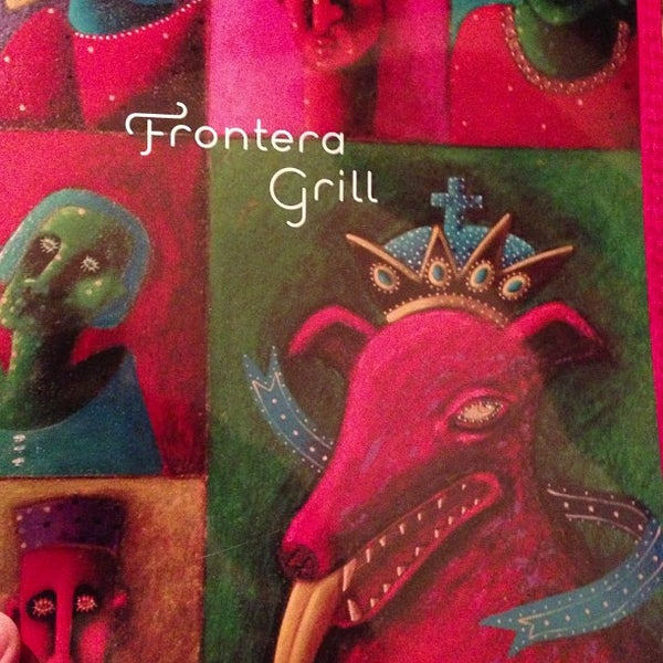 Photo taken at Frontera Grill & Topolobampo by Goos on 3/5/2013