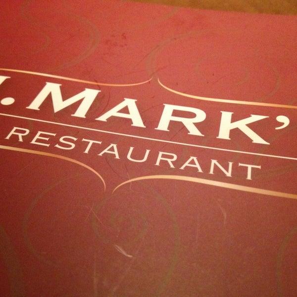 Photo taken at J. Mark's by Joe H. on 7/5/2013