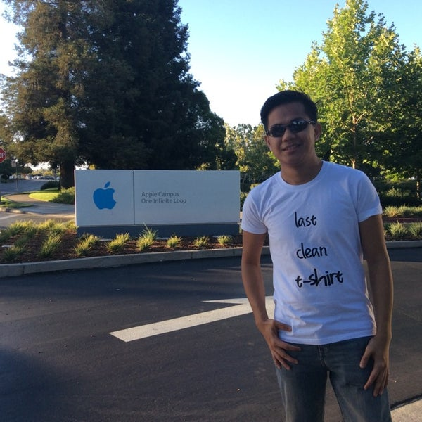 Photo taken at Apple Inc. by King C. on 7/7/2014