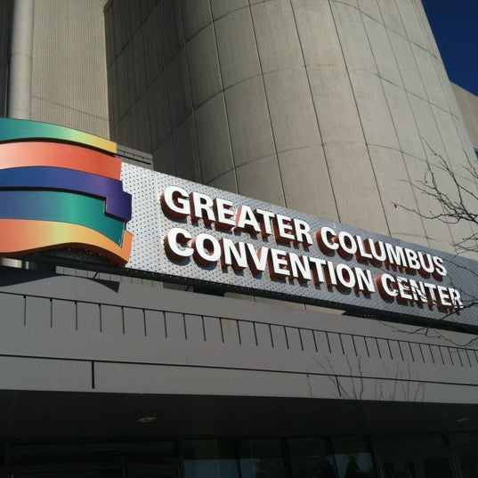 Convention Center In Vilvoorde: Greater Columbus Convention Center