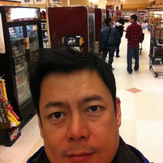 Photo taken at Fred Meyer by Yang K. on 4/3/2012
