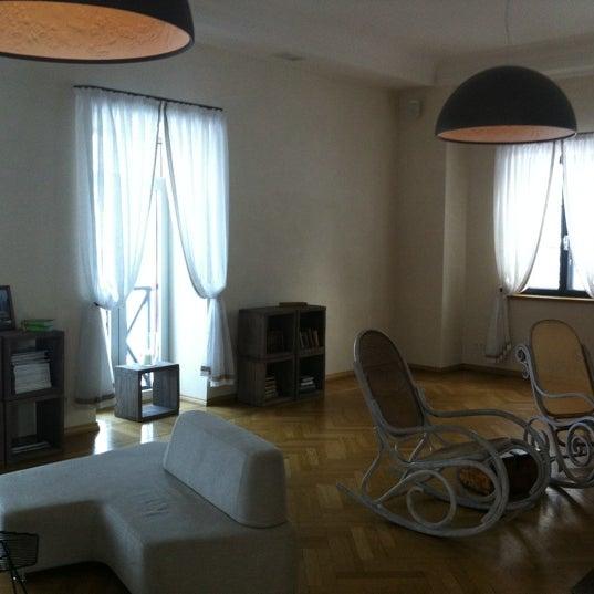Photo taken at Annas Hotel by Gita G. on 10/27/2012