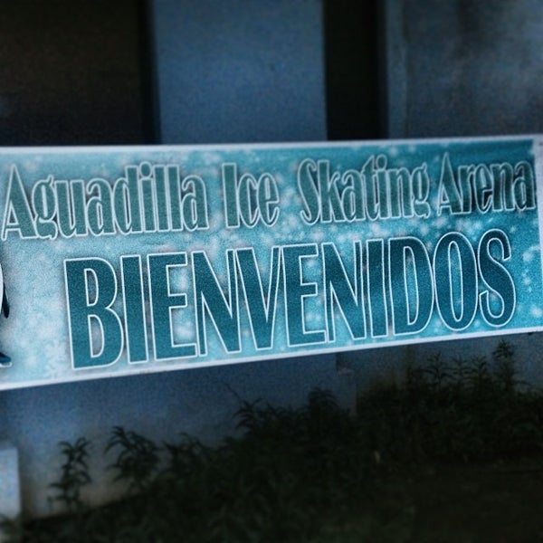 Photo taken at Aguadilla Ice Skating Arena by Ismael El Incomprendido V. on 10/14/2013