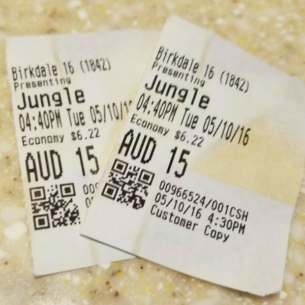 Photo taken at Regal Cinemas Birkdale 16 & RPX by Angelia H. on 5/10/2016