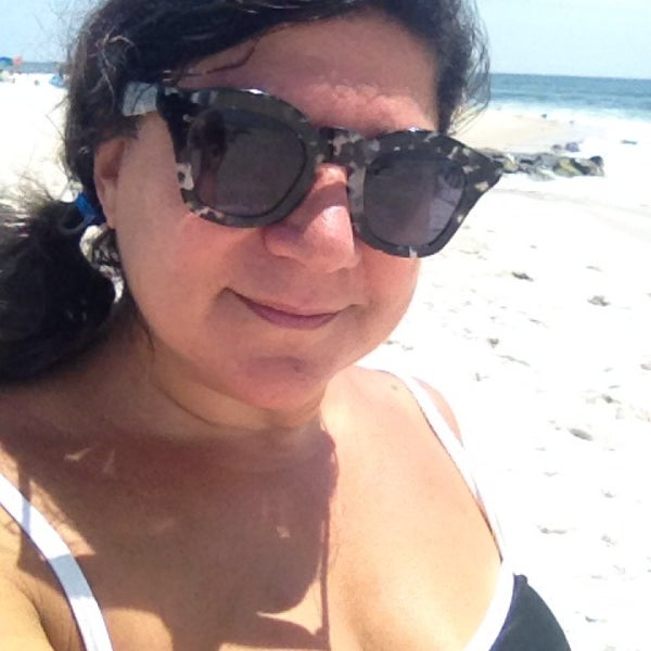 Photo taken at East Atlantic Beach by the chillEmpress on 7/14/2013