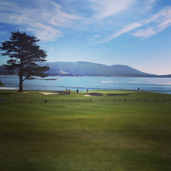 Photo taken at The Lodge at Pebble Beach by Orla Rose B. on 1/20/2013