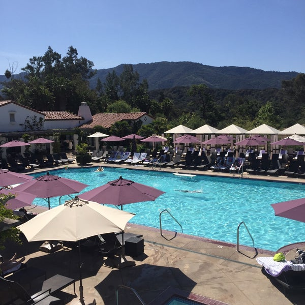 Photo taken at Ojai Valley Inn & Spa by Erin G. on 4/11/2015