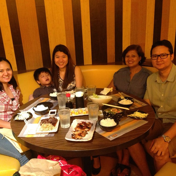 Photo taken at Teriyaki Boy by Jen G. on 12/11/2014