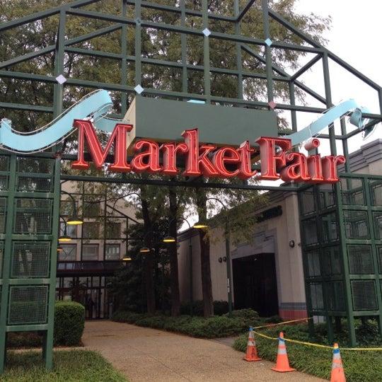 Marketfair mall shopping mall in princeton for Big fish princeton