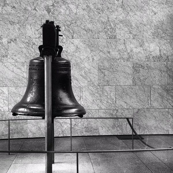 Photo taken at Liberty Bell Center by Paul N. on 3/11/2013