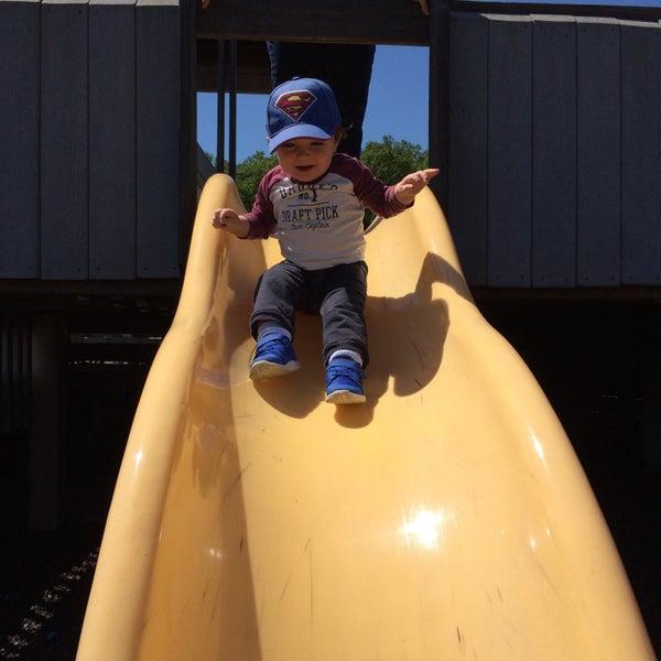Photo taken at Annie's Playground by Scott P. on 5/23/2015