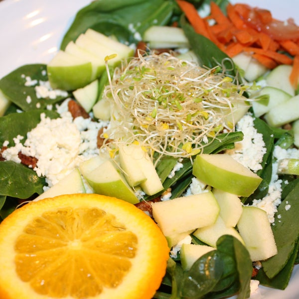Green vegetarian cuisine at the pearl vegetarian vegan - Green vegetarian cuisine ...