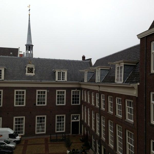 Photo taken at Sofitel Legend The Grand Amsterdam by Alexander J. on 3/16/2013