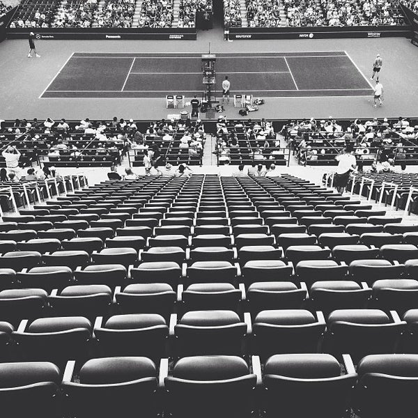 Photo taken at US Open Tennis Championships by Sharad on 8/23/2013