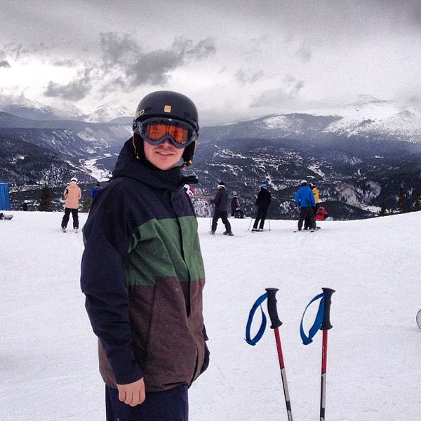 Photo taken at Breckenridge Ski Resort by Karyn D. on 3/16/2013
