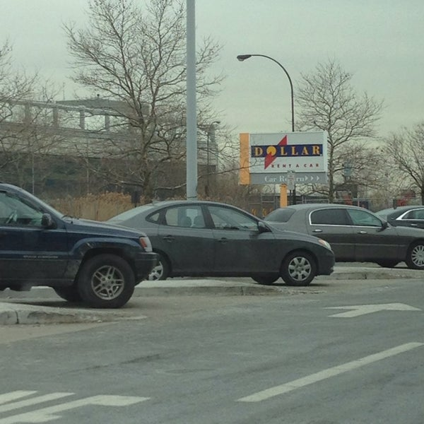 Rental Car Location In Newark