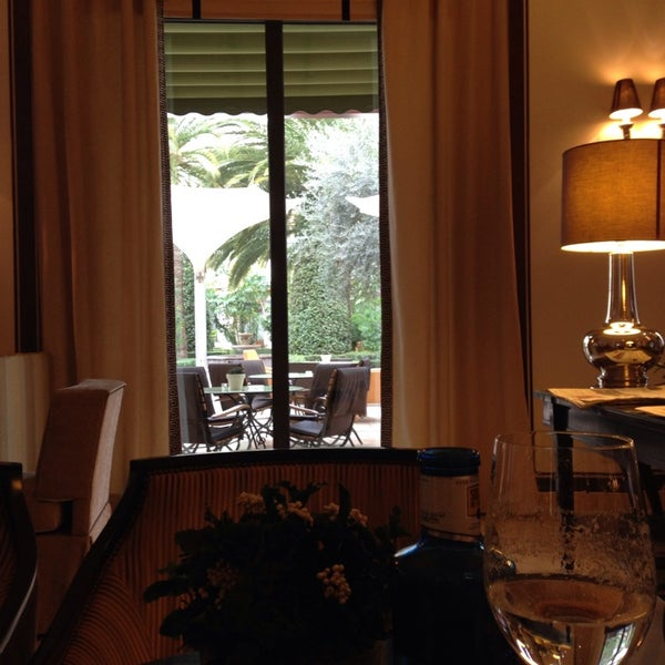 Photo taken at The Westin Valencia by Selma B. on 2/11/2014