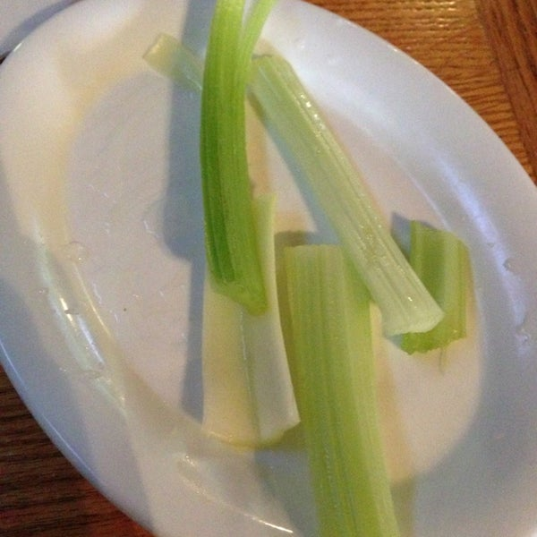 Don't look the wizard in the eye. He'll charge you for celery. 10 sticks $.79.