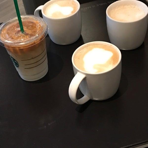 Photo taken at Starbucks by Taneka N. on 12/8/2016