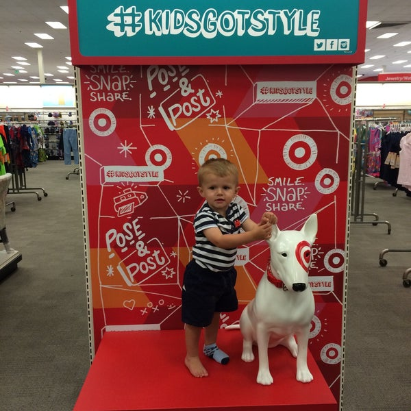 Photo taken at Target by Leslie W. on 6/18/2015