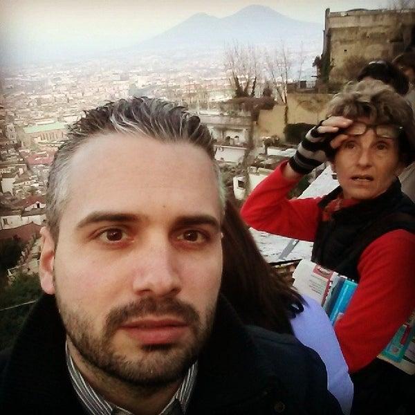 Photo taken at Largo San Martino by Renato on 3/15/2014